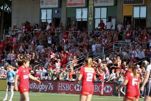 HSBC Canada Women's Sevens Delivers World-Class Sport Under Sunny