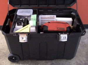 CSI Pacific Field Testing Kit