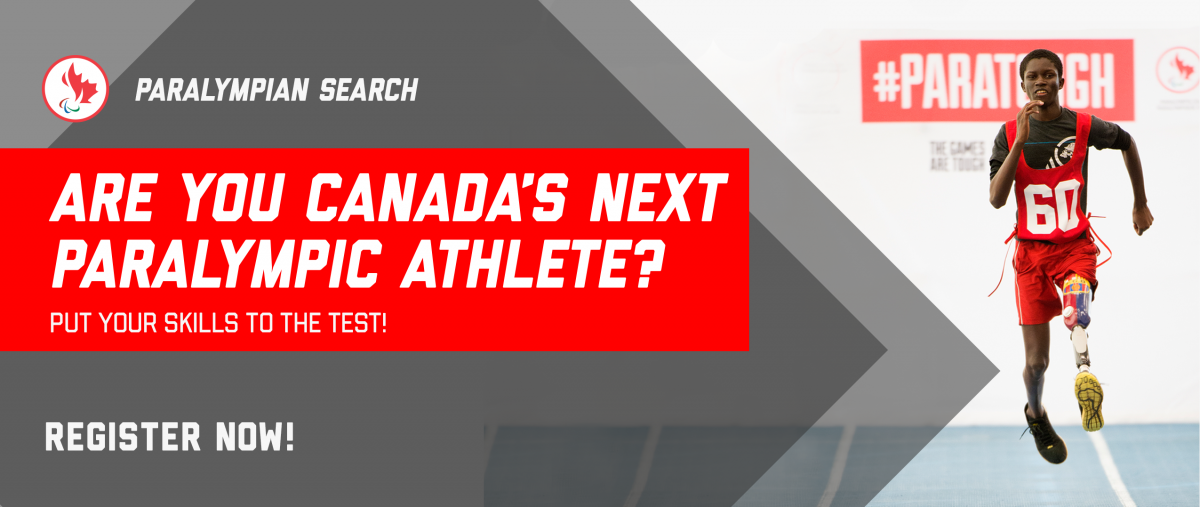 94e04b3f24 PARALYMPIAN SEARCH to visit Vancouver and Toronto to discover future ...