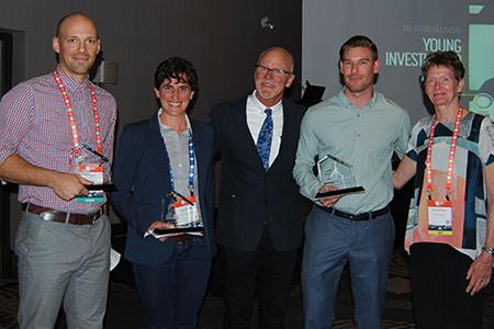 SPIN Summit 2017 - Winners - Cameron Gee & Sam Blades