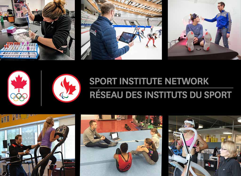 The Team of Experts Working with Canadian Olympic and Paralympic Athletes