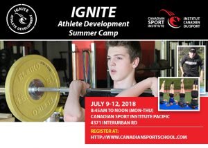 IGNITE Summer Development Camp