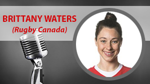 Sport Performance Speaker Series - Brittany Waters