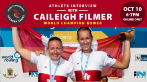 Sport Performance Speaker Series - SPSS 181010 - Caileigh Filmer Interview