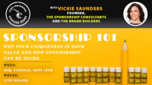 SPSS - Sport Performance Speaker Series - 190910 - Vickie Saunders
