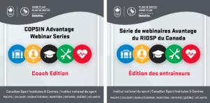 COPSIN Advantage Webinar - Coaches