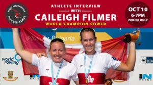 Sport Performance Speaker Series - SPSS 181010 - Caileigh Filmer Interview