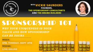 SPSS - Sport Performance Speaker Series - 190910 - Vickie Saunders